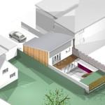 contemporary eco house