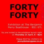 Exhibition Launch Invitation1A