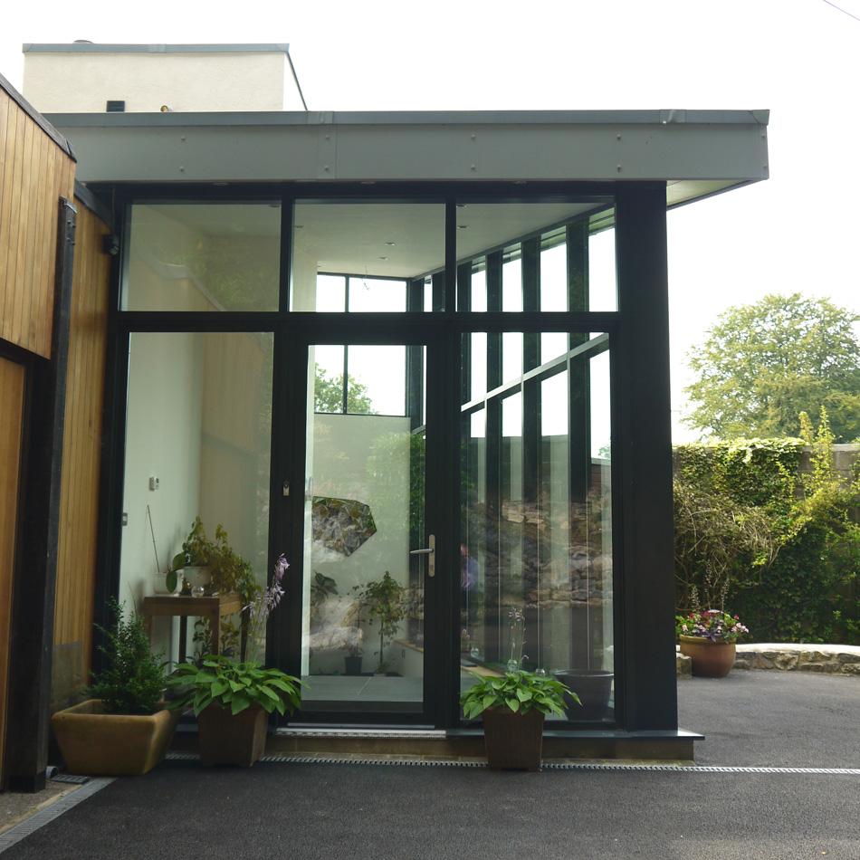 House Extension Bath Mjw Architects