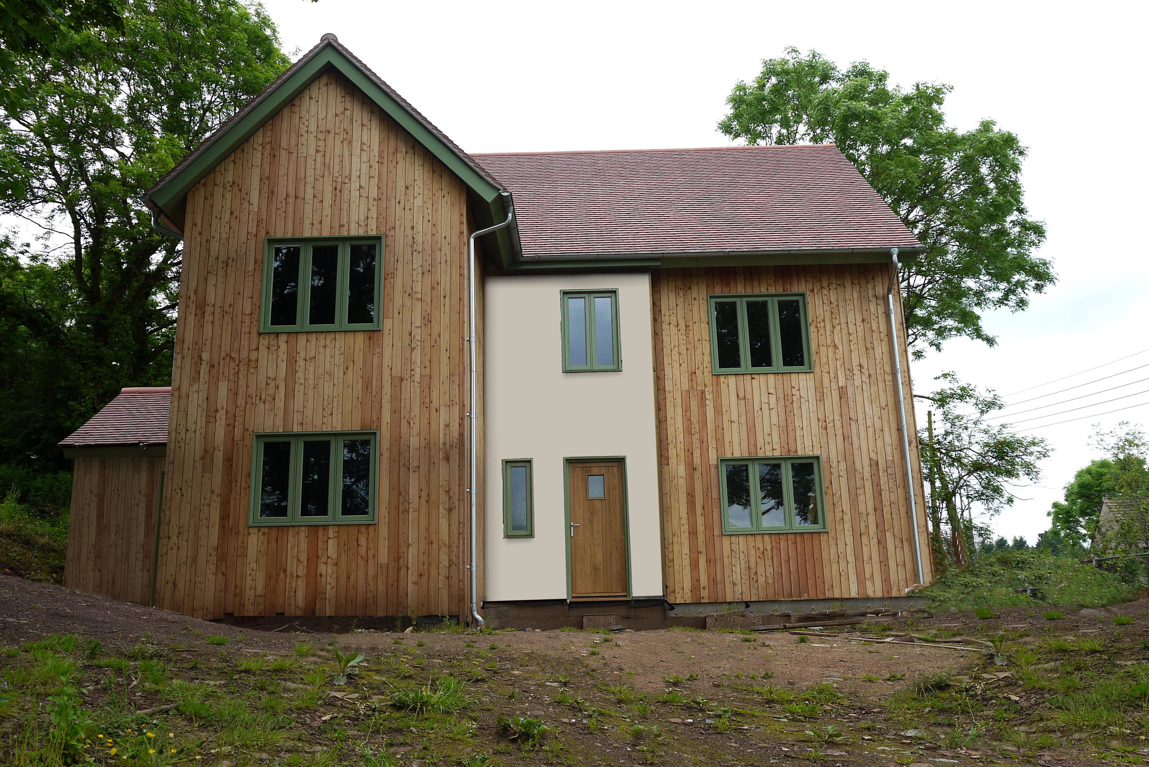 New Build Homes Somerset