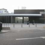 White Cube Front