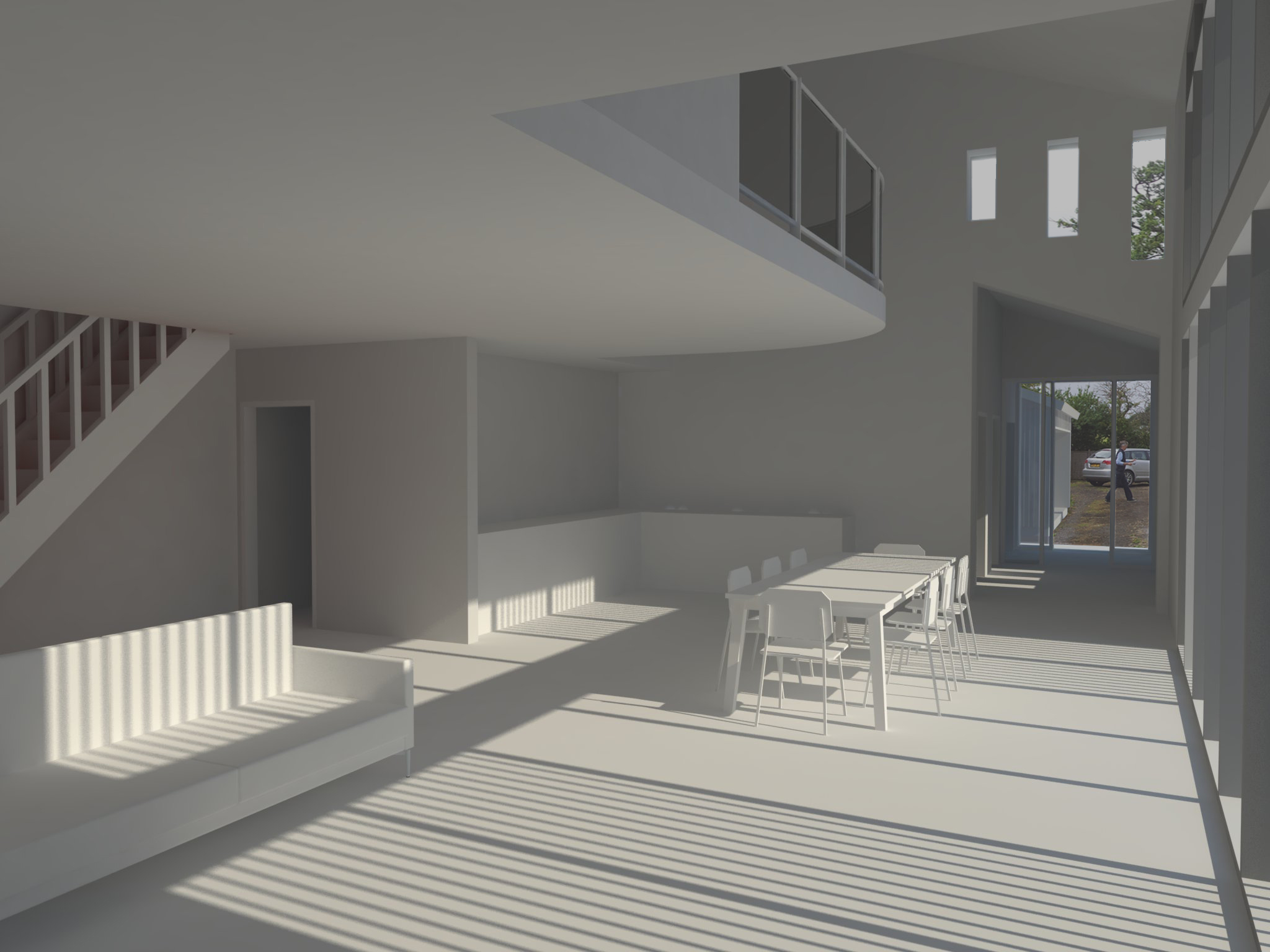 It Is Filed Under Residential And Tagged With Architects Bristol Nailsea Somerset Contemporary Design Ecobuild House
