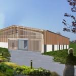 Barn Conversion, Crib House Farm, Front