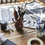 Artist, Drawings Equipment