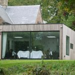 contemporary extension, frome