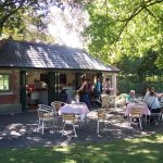 Cafe at the Park