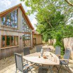 Greenacres new garden patio
