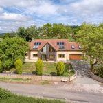 Greenacres new house Glastonbury