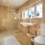 Greenacres shower room design