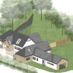 New Houses Ubley Bristol