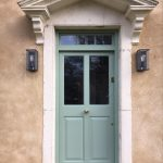 Listed Building Front Door